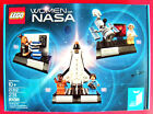 NEW LEGO IDEAS Women Of NASA Set #21312 IN-HAND! SEALED FREE SHIPPING! 231pcs.