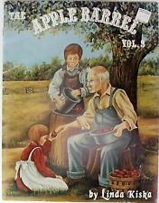 Apple Barrel Vol 3 Tole Decorative Painting Pattern Book Linda Kiska VTG 1978
