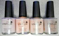 BUY2GET 1 FREE CND VINYLUX WEEKLY POLISH 0.5fl oz *SEE VARIATIONS FOR SHADES