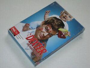 Dexter - Season 4 - 4 Disc - Region 4 - VGC - DVD