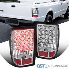 For 06-11 Ford Ranger Pickup Clear Lens LED Tail Lights Rear Brake Lamps Pair