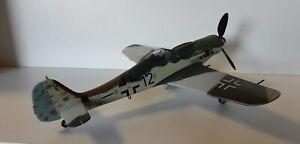 21st Century Jagdflugzeug Focke Wulf FW 190 D-9   1/32  Fertigmodell #1
