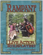 Rampant: Live Action Roleplaying - A Fantasy Twin Crowns Supplement - Softcover