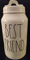 Rae Dunn BEST FRIEND Canister w/Lid