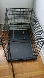 Dog crate midwest icrate 1536DD (36x25x23)