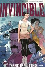 Invincible #137, NM 9.4, 1st Print, Kirkman, 2017, Unlimited Shipping Same Cost
