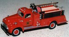 FIRST GEAR, 1957 INTERNATIONAL R-190 PUMPER - 19-1178  MARYLAND HEIGHTS FD E-1