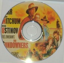 DRAMA 33: THE SUNDOWNERS (1960) Fred Zinnemann, Deborah Kerr, Robert Mitchum