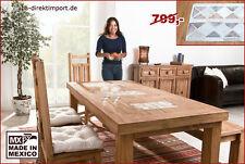 Esstische & Küchentische aus Massivholz in aktuellem Design bis 8