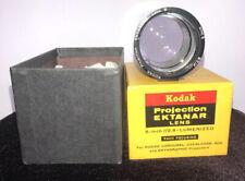 """Kodak Projection Ektanar Flat Field Lens 5"""""""