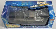 Time Machine DeLorean 1:18 Car Back to the Future 2 Sun Star 2710 with Box RARE
