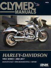 2002-2017 Harley Davidson Vrod V-Rod Vrsc Clymer Service & Repair Manual M426 (Fits: Harley-Davidson)