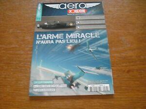 "magazine  ""AERO JOURNAL""      n° 77  état impeccable."