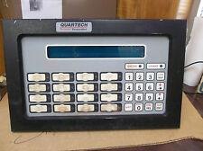 Quartech Operator Interface Terminal 9800-AC-GE-0-0 9800ACGE00 32K STD RAM 230V