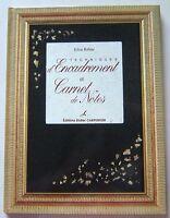 livre neuf - TECHNIQUES D'ENCADREMENT ET CARNET DE NOTE sylvie Robine