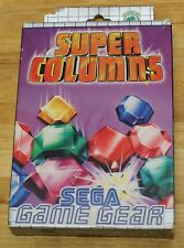 SUPER COLUMNS - SEGA GAMEGEAR GG GAME GEAR - PAL ESPAÑA - COLUMS