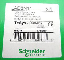 protection LAD8N11 Contacteur de puissance latérale bloc auxiliaires