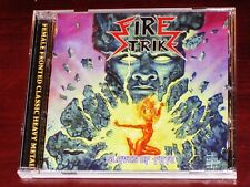 Fire Strike: Slaves Of Fate CD 2017 Stormspell Records USA SSR-DL-221 NEW