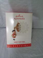 2016 - Hallmark Keepsake - Sweet Toot Tuba Ornament - New - Limited Edition