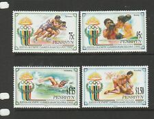 Penhyrn 1992 Olympic Games, Barcelona, UM/MNH SG 462/5