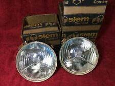 Fiat 600 D E Head light Headlamp Siem 5437  NOS
