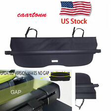 Retractable Trunk Shield Shade Luggage Security Cargo Cover for 15-18 Ford Edge