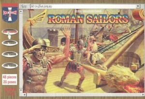 Roman Sailors (Sea warriors) 48 figures  1/72 Orion 72006