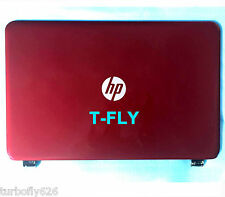 760964-001 HP 15R 15-R030WM LCD Back Cover  Flyer FF Red Color 100% Brand NEW