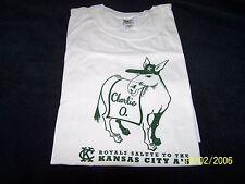 Kansas City A's Oakland Athletics Charlie O Mule New Shirt XL SGA Preshrunk