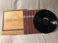 1972 Jefferson Airplane Long John Silver LP Record Vinyl Grunt FTR-1007 VG+/VG