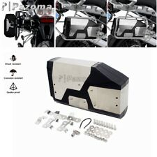 For BMW R1200GS LC  R1250GS ADV Motorcycle 4.2L Aluminum Tool Box Left Side Box