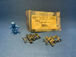 Cooper Crouse-Hinds Pauluhn FX8014 SSteel Latch for FAS, FSS, H2CR *LOT OF 2