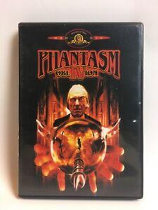 PHANTASM IV: OBLIVION (1998) rare US DVD Don Coscarelli cult horror sci-fi movie