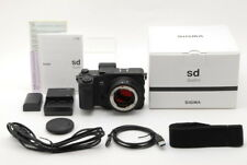 【Unused in Box】 Sigma SD Quattro 29.5MP Mirrorless Digital Camera from JAPAN 837
