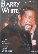 BARRY WHITE - THE MAN AND HIS MUSIC -  DVD