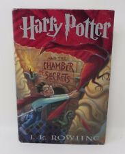 Harry Potter and the Chamber of Secrets BooK Club Edition VGC JK Rowling