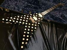 GMW GUITAR WORKS Polka Dot V Zakk Wylde Model Electric Guitar E4493