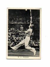 Wills - 1937 British Sporting Personalities - Tennis - F J Perry #39