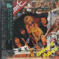 PAUL DI ANNO'S BATTLEZONE-CHILDREN OF MADNESS-JAPAN MINI LP CD Bonus Track Fi83