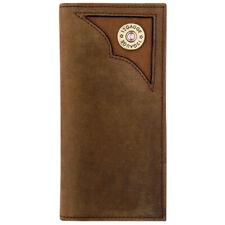 Badger Brown Leather Unisex Outdoor Rodeo Wallet 7.25 X 3.5 U-W522