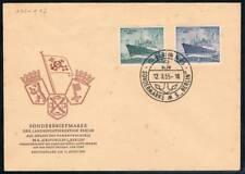 1955  ALEMANIA (BERLIN)  TEMA BARCOS