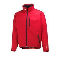 Cappotti e giacche da uomo rossi in pile