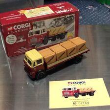 Corgi  Classics 25001 British Rail Leyland Beaver Platform Lorry  New in The Box