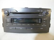 Toyota Radio Cd-Player 86120-02520 au-117