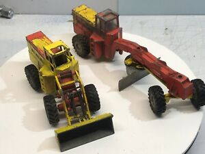 DINKY YALE ROAD GRADER,YALE TRACTOR SHOVEL,BUCKET,FRONT LOADER,SPARES REPAIR