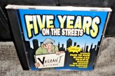 Five Years On The Streets (CD, 1998)