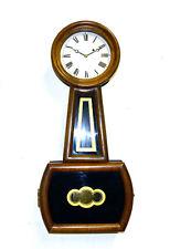 Reloj antiguo tipo banjo