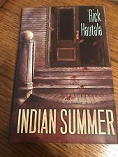 Indian Summer by Rick Hautala - Signed First Edition Limited to 1000