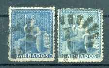 447804) Barbados Nr. 6 aC gestempelt