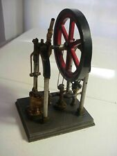 Antique Highly Detailed Steam Engine Model